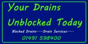 Drain Blocked Wallingford