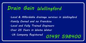 Blocked drains Wallingford