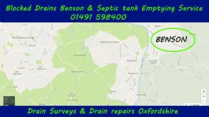 Blocked Drains Benson septic tank emptying