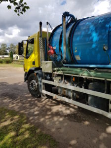 Septic Tank Emptying Chalgrove