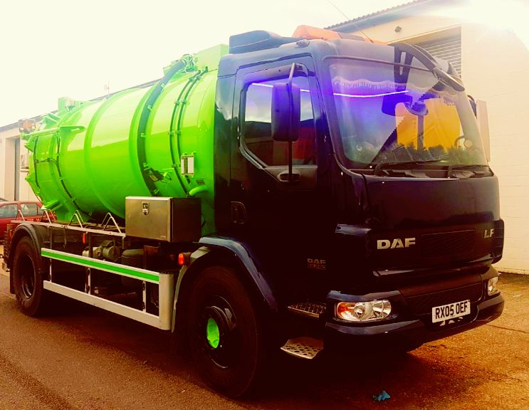Septic Tank Emptying Banbury