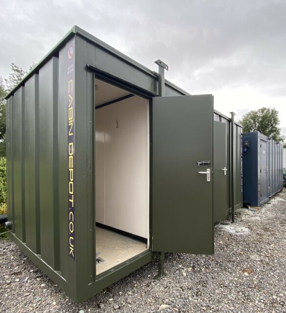 Site Mobile Toilets Emptying