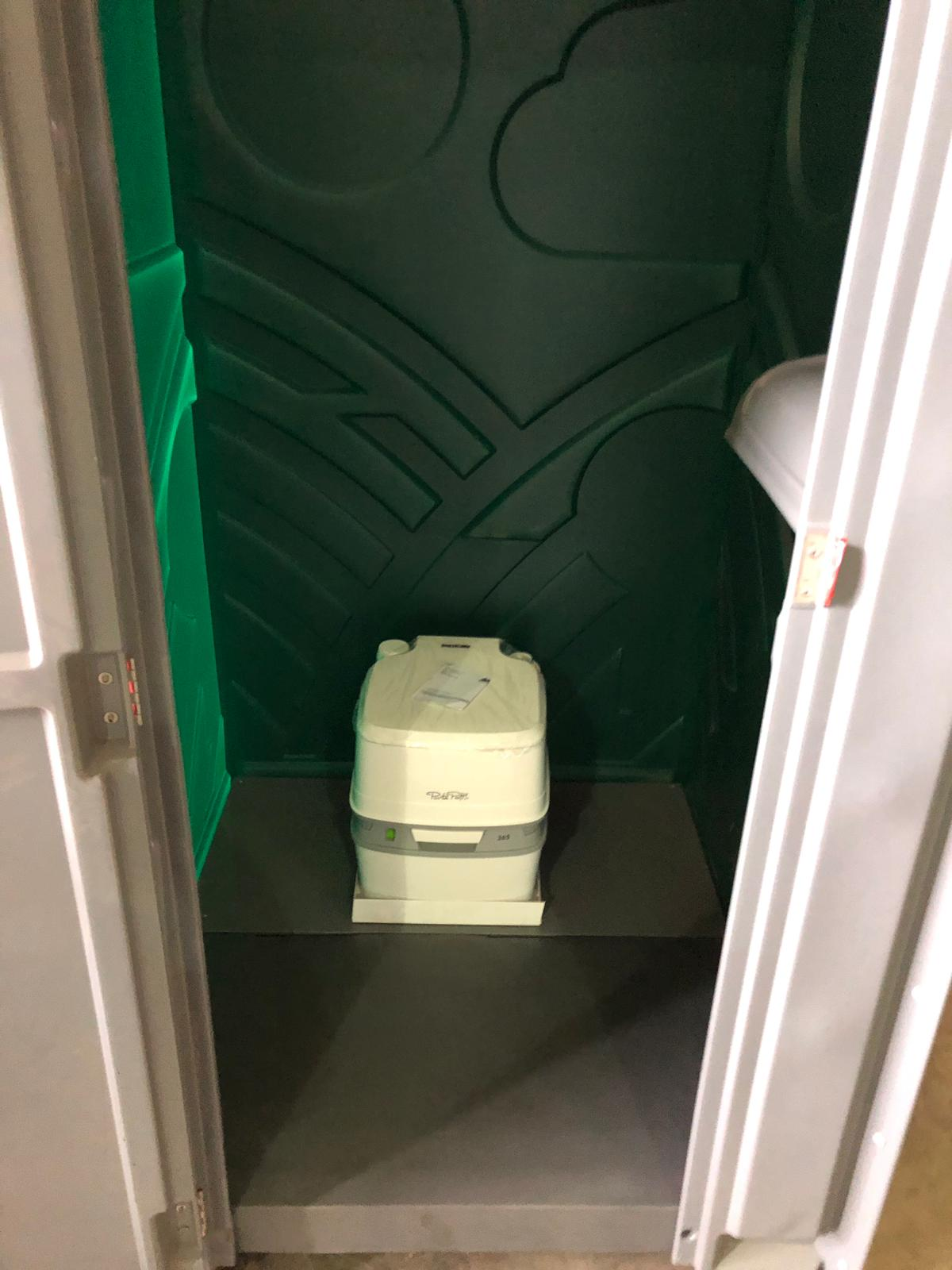 Portable Toilet Emptying Service